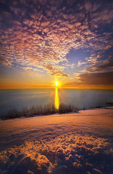 Photograph - Hearts Grow Warmer With The Cold by Phil Koch