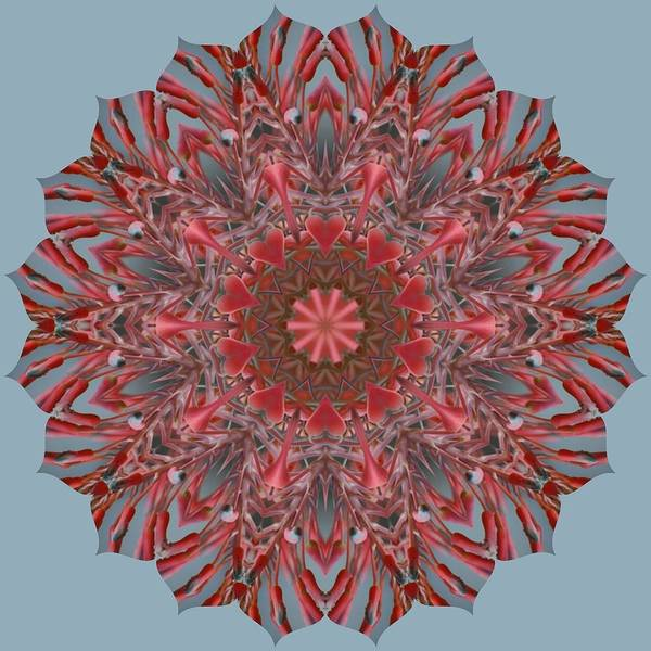 Katrina Digital Art - Hearts by Katrina Johns