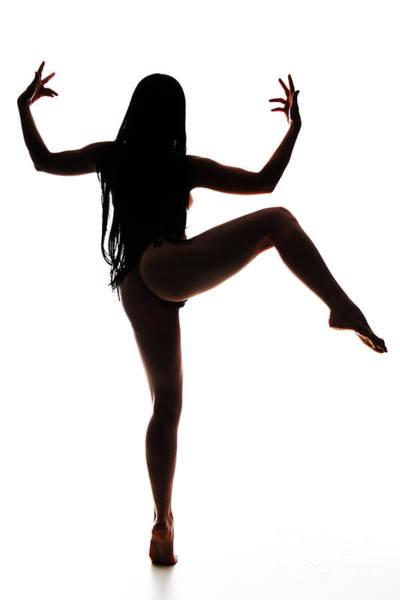 Photograph - Heat Of The Dance by Robert WK Clark