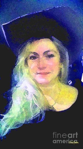 Painting - Heather Of Waccamaw by Stefan Duncan