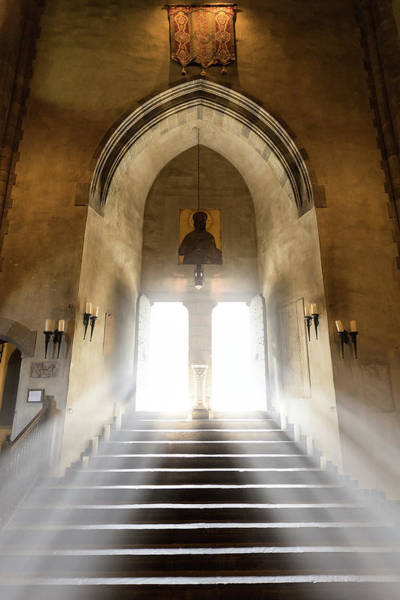 Photograph - Heaven Let Your Light Shine Down by Brian Hale