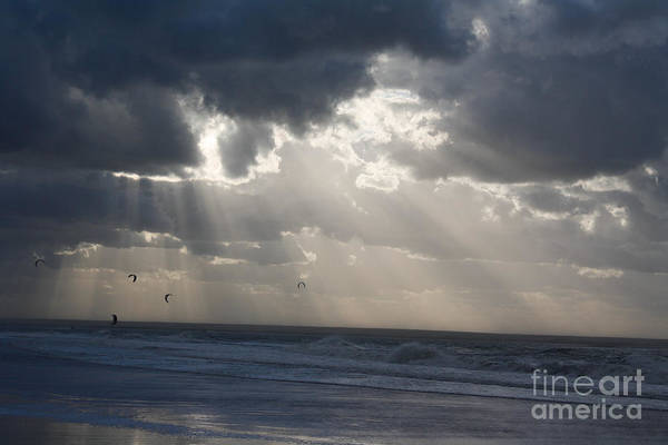 Photograph - Heaven Opening Up by Wilko Van de Kamp