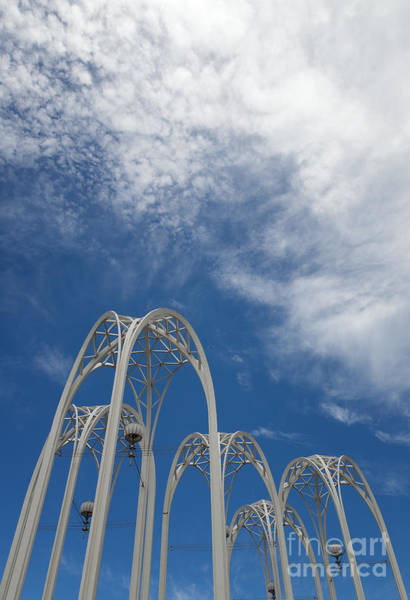 Photograph - Heavenly Arches by Beve Brown-Clark Photography