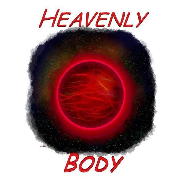 Photograph - Heavenly Body 2 by John M Bailey