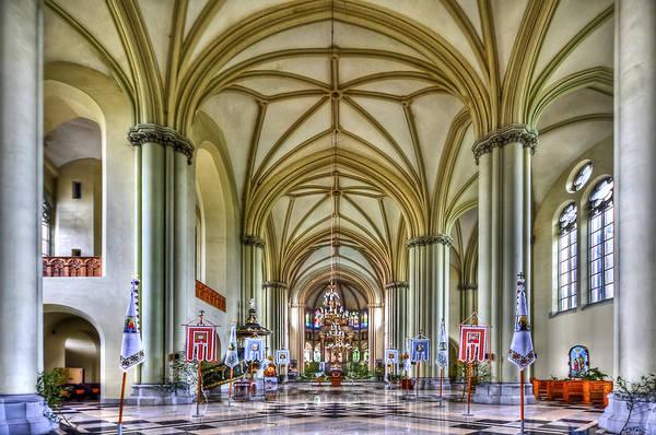 Church Wall Art - Photograph - Heavenly by Evelina Kremsdorf