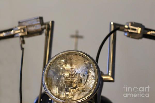 Billy Idol Photograph - Heavenly Harley by Robert Yaeger