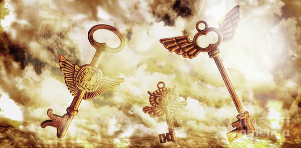 Wall Art - Photograph - Heavenly Keys by Jorgo Photography - Wall Art Gallery