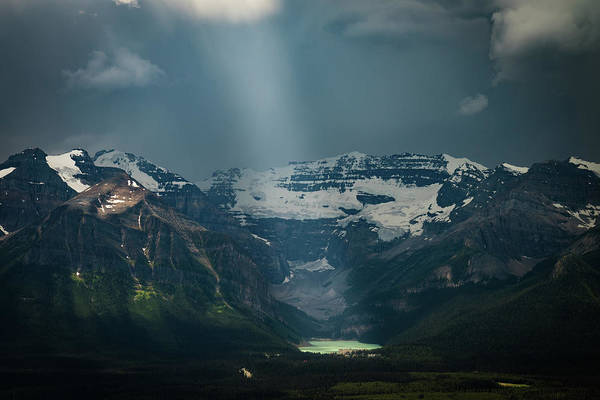 Wall Art - Photograph - Heavenly Lake Louise by William Freebilly photography