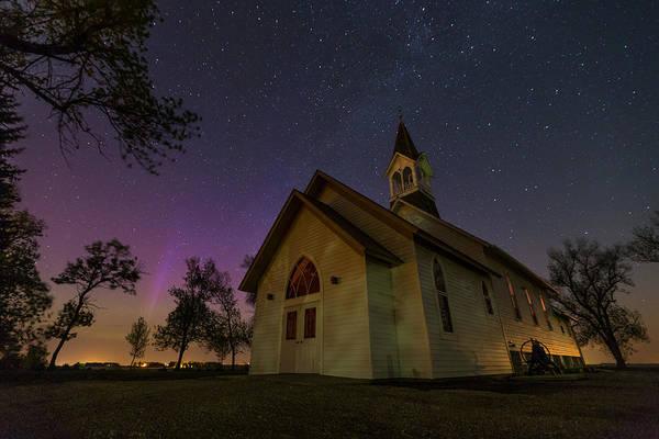 Northern Territory Photograph - Heavenly Lights by Aaron J Groen