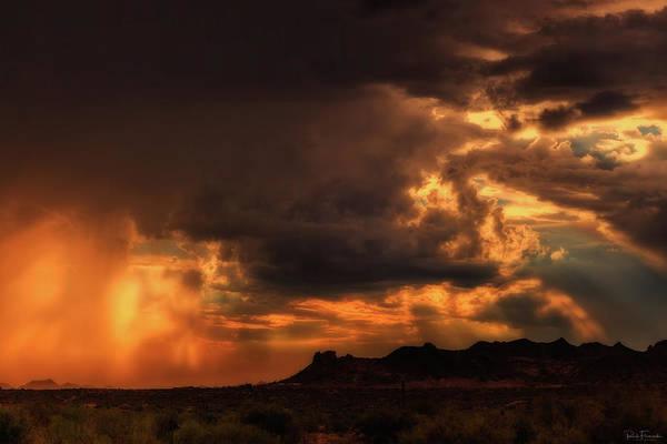 Photograph - Heavenly Visitation by Rick Furmanek