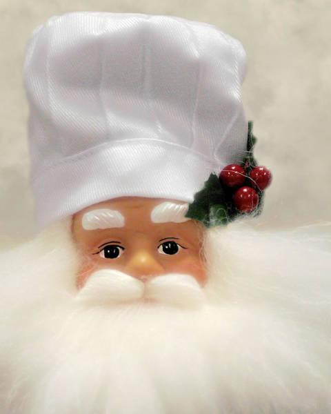 Weihnachten Photograph - Heaven's Chef by Christine Till