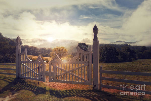 Photograph - Heaven's Gate 2 by Tim Wemple