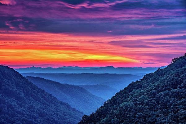 Babcock Photograph - Heaven's Gate - West Virginia 6 by Steve Harrington