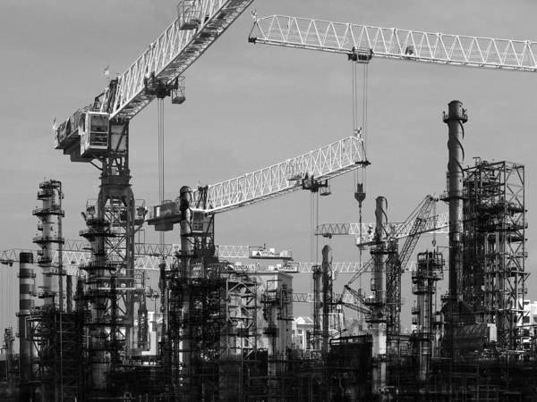 Wall Art - Photograph - Heavy Industry by Daniel Hagerman
