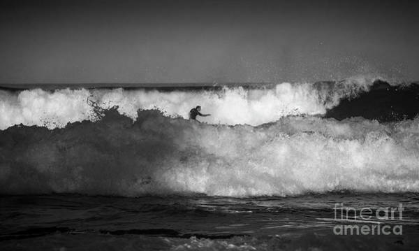 Wall Art - Photograph - Heavy Surf At Avalon Beach by Sheila Smart Fine Art Photography