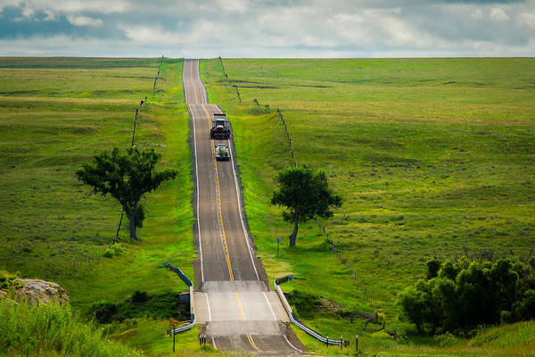 Photograph - Heavy Traffic by Jeff Phillippi