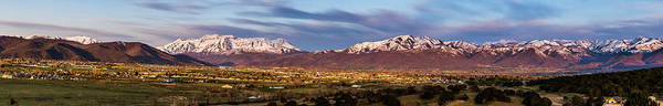 Photograph - Heber Valley Extreme by TL Mair