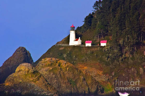 Wall Art - Photograph - Heceta Head Lighthouse by Rick Mann