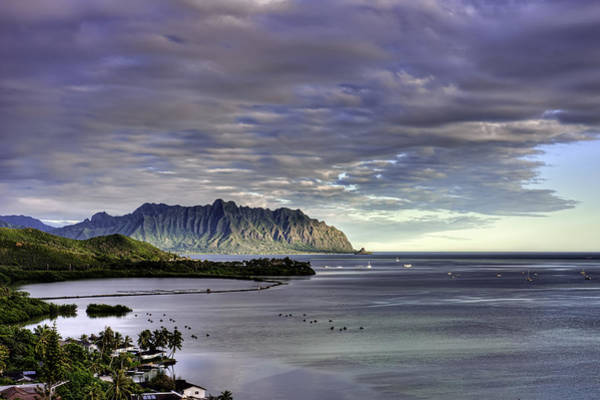 Photograph - He'eia And Kualoa 2nd Crop by Dan McManus