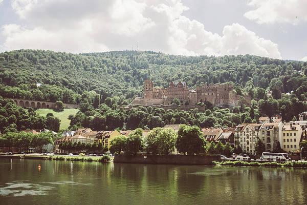 Wall Art - Photograph - Heidelberg City Landscape by Pati Photography