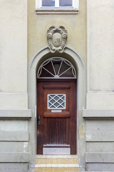 Wall Art - Photograph - Heidelberg Door 03 by Teresa Mucha