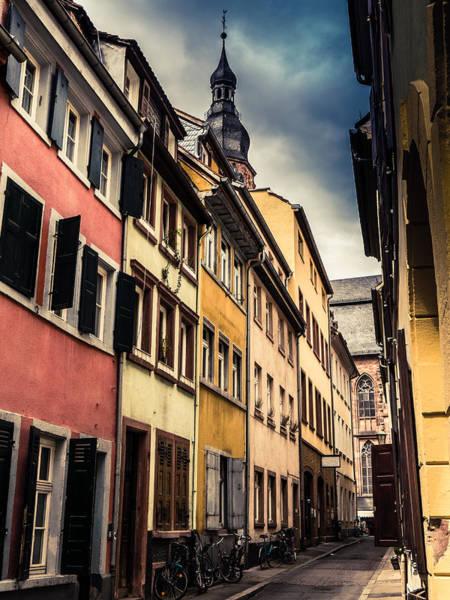 Wall Art - Photograph - Heidelberg Germany by Mr Doomits