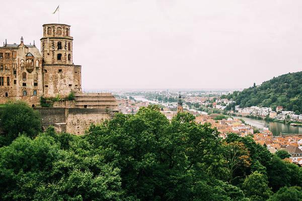 Wall Art - Photograph - Heidelberger Schloss by Pati Photography