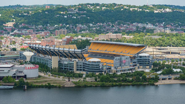 Photograph - Heinz Field by Guy Whiteley