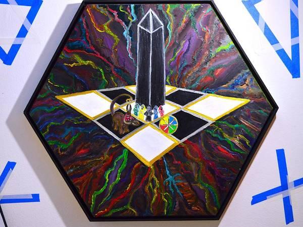 Painting - Hekati Belial by Rufus J Jhonson