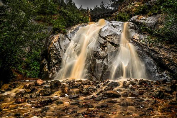 Helen Hunt Falls Photograph - Helen Hunt Falls by Alex Browne