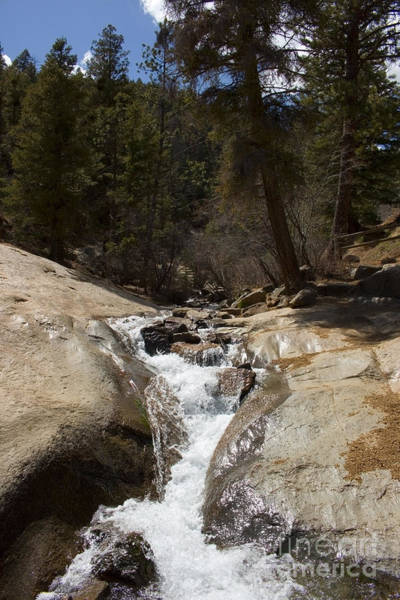 Photograph - Helen Hunt Falls In Colorado Springs by Steve Krull