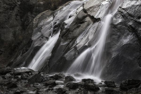 Helen Hunt Falls Photograph - Helen Hunt Falls by Sennie Pierson