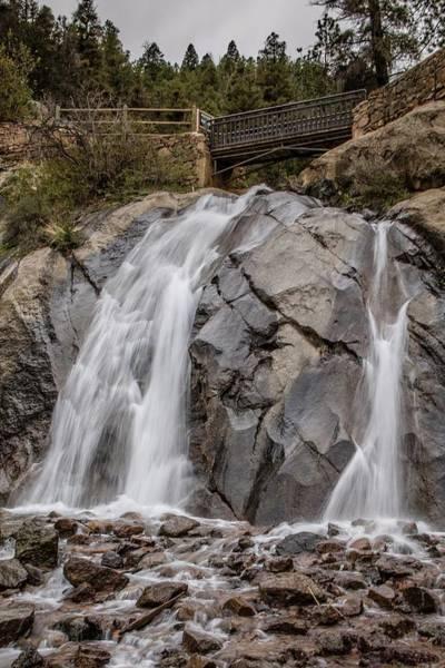 Helen Hunt Falls Photograph - Helen Hunt Falls Vertical by Teresa Wilson