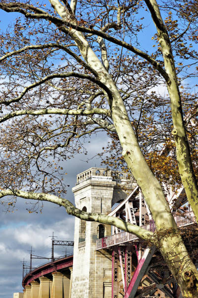 Photograph - Hell Gate Through The Bows by Cate Franklyn