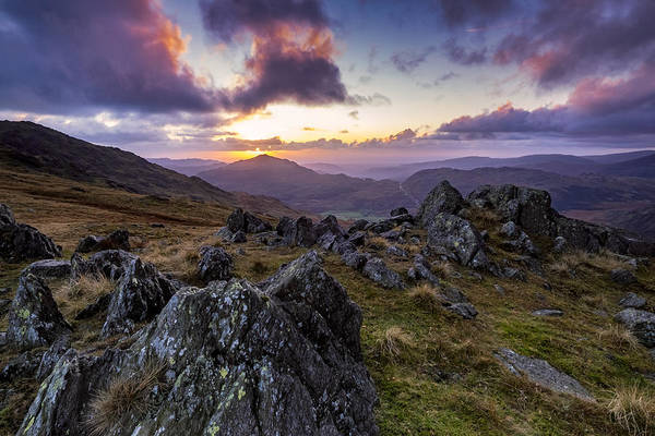 Photograph - Hell Gill Pike by Neil Alexander