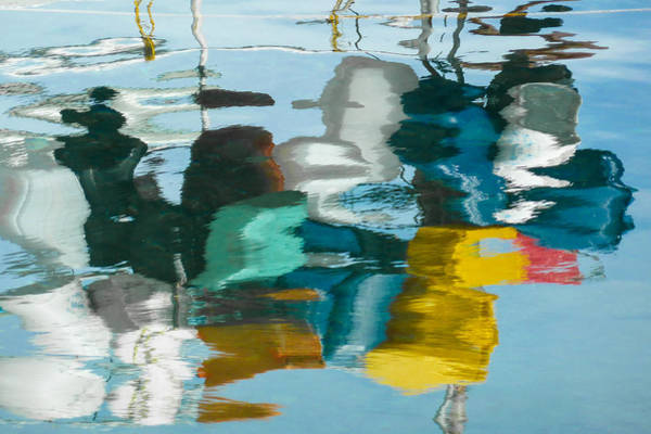 Eleusis Photograph - Boats @ Washington 02 by Andreas Theologitis