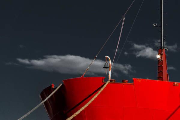 Eleusis Photograph - Boats @ Washington 04 by Andreas Theologitis