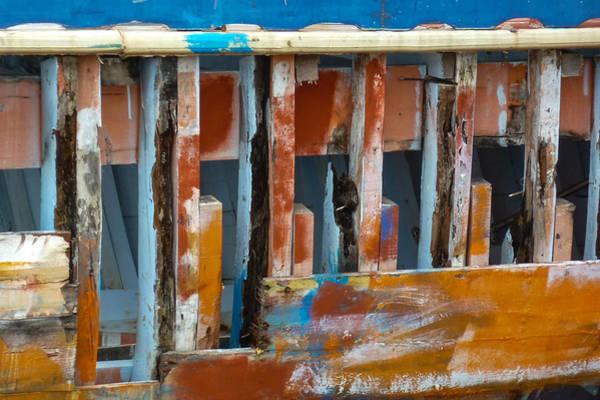 Eleusis Photograph - Boats @ Washington 10 by Andreas Theologitis