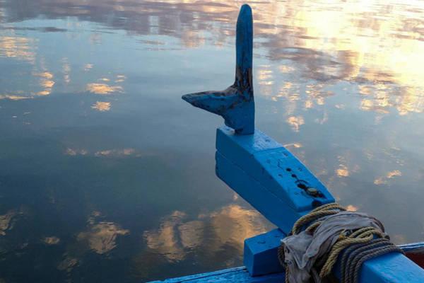 Eleusis Photograph - Boats @ Washington 16 by Andreas Theologitis