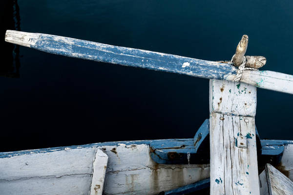 Eleusis Photograph - Works Of The Journey I02 by Andreas Theologitis