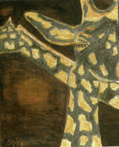 Painting - Helllooo by Stephanie Agliano