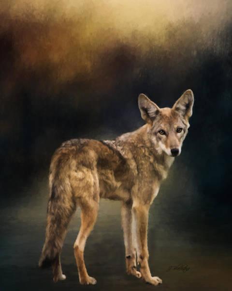 Painting - Hello Goodbye - Wildlife Art by Jordan Blackstone