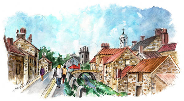 Painting - Helmsley 05 by Miki De Goodaboom