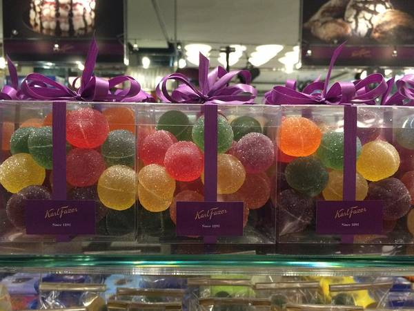 Photograph - Helsinki Candy by Annette Hadley