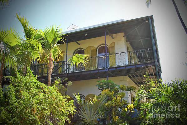 Photograph - Hemingway Home by Jost Houk