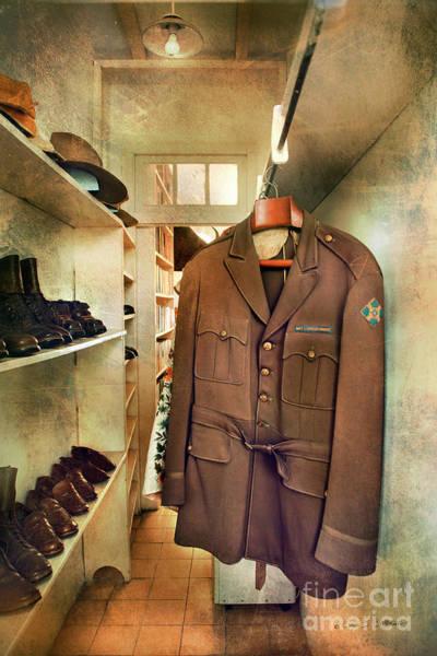 Photograph - Hemingway War Corespondent No. 7 by Craig J Satterlee