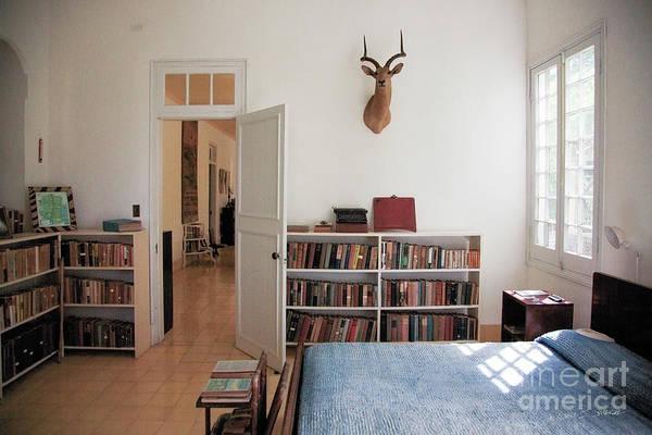 Photograph - Hemingways' Cuba House No. 4 by Craig J Satterlee