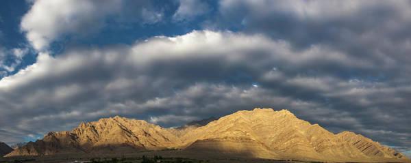 Photograph - Hemis Panorama, Karu, 2005 by Hitendra SINKAR