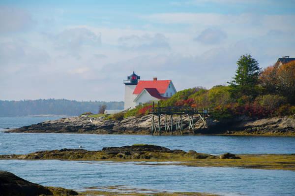 Photograph - Hendricks Head Lighthouse by Bill Cannon