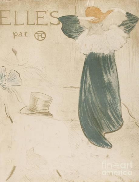 D.w Painting - Henri De Toulouse Lautrec  by MotionAge Designs